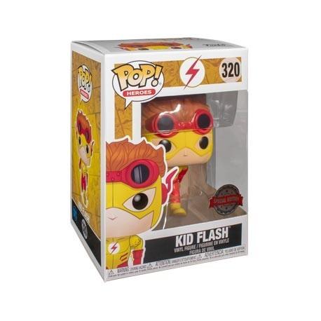 Figur Pop! DC Comics Young Justice Kid Flash Limited Edition Funko Online Shop Switzerland