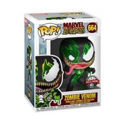 Figurine Pop! Marvel Zombies Venom Zombie Edition Limitée Funko Boutique en Ligne Suisse