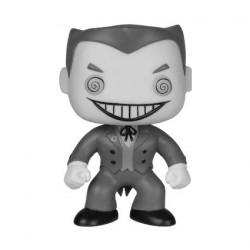 Figurine Pop! DC Comics The Joker Noir et Blanc (Rare) Funko Boutique en Ligne Suisse