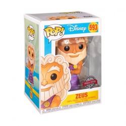 Figurine Pop! Disney Hercules Zeus Edition Limitée Funko Boutique en Ligne Suisse