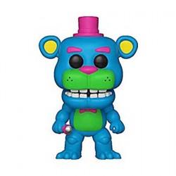 Figurine Pop! Games FNAF BlackLight Freddy (Rare) Funko Boutique en Ligne Suisse