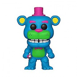 Figuren Pop! Games FNAF BlackLight Freddy (Selten) Funko Online Shop Schweiz