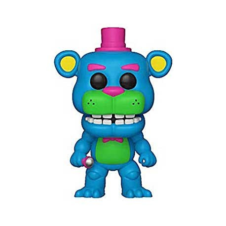 Figur Pop! Games FNAF BlackLight Freddy (Rare) Funko Online Shop Switzerland