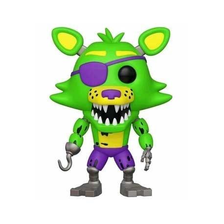 Figur Pop! Games FNAF BlackLight Foxy (Rare) Funko Online Shop Switzerland