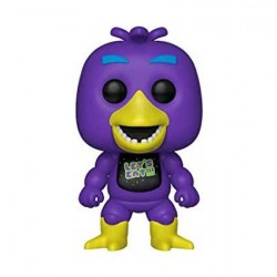 Figur Pop! Games FNAF BlackLight Chica (Vaulted) Funko Online Shop Switzerland
