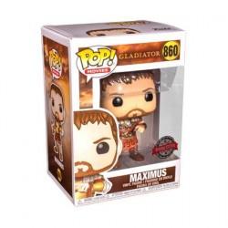 Figurine Pop! Gladiator Maximus avec Armure Edition Limitée Funko Boutique en Ligne Suisse
