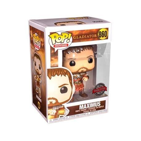 Figur Pop! Gladiator Maximus with Armor Limited Edition Funko Online Shop Switzerland