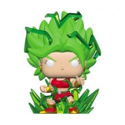 Figurine Pop! Dragon Ball Super Super Saiyan Kale with Energy Base Edition Limitée Funko Boutique en Ligne Suisse