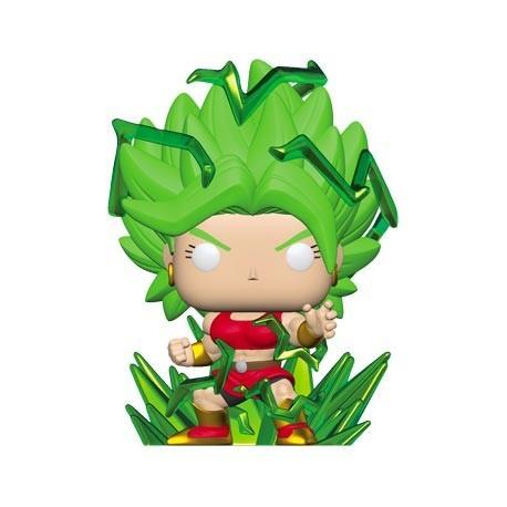 Figur Pop! Dragon Ball Super Super Saiyan Kale with Energy Base Limited Edition Funko Online Shop Switzerland