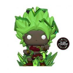 Figurine Pop! Phosphorescent Dragon Ball Super Super Saiyan Kale with Energy Base Chase Edition Limitée Funko Boutique en Lig...