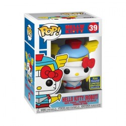 Figurine Pop! SDCC 2020 Hello Kitty Robot Kitty Edition Limitée Funko Boutique en Ligne Suisse