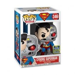Figuren Pop! SDCC 2020 DC Cyborg Superman Limitierte Auflage Funko Online Shop Schweiz