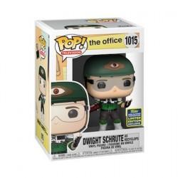 Figurine Pop! SDCC 2020 TV The Office Recyclops Edition Limitée Funko Boutique en Ligne Suisse