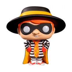 Figur Pop! McDonald's Hamburglar Funko Online Shop Switzerland