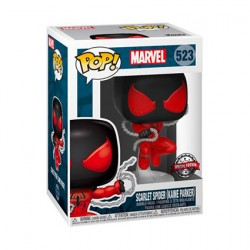 Figur Pop! Marvel Spider-Man Scarlet Limited Edition Funko Online Shop Switzerland