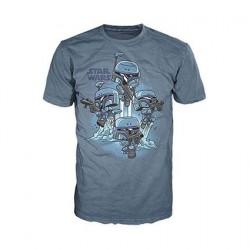Figurine T-Shirt Star Wars The Mandalorian Funko Boutique en Ligne Suisse
