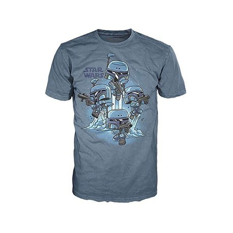 Figur T-Shirt Star Wars The Mandalorian Funko Online Shop Switzerland