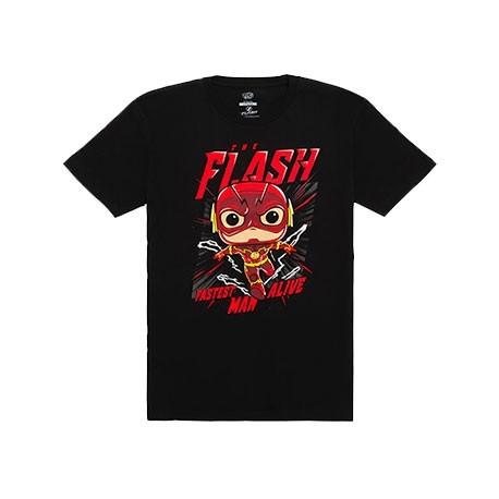 Figur T-Shirt Dc Comics The Flash Funko Online Shop Switzerland