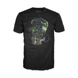 Figur T-Shirt Alien 40th Xenomorph Funko Online Shop Switzerland