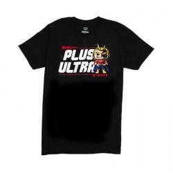 Figuren T-Shirt My Hero Academia All Might Funko Online Shop Schweiz
