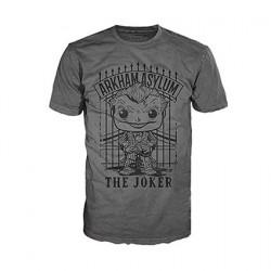 Figurine T-Shirt DC Comics The Joker Funko Boutique en Ligne Suisse