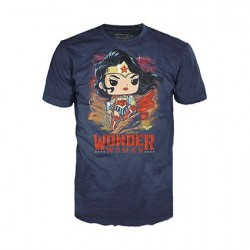 T-Shirt DC Comics Wonder Woman
