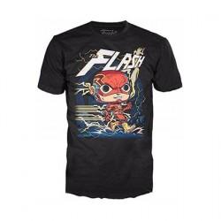 Figurine T-Shirt DC Comics Jim Lee The Flash Funko Boutique en Ligne Suisse