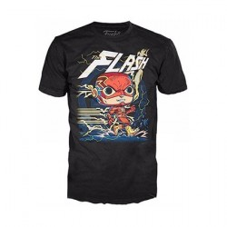 T-Shirt DC Comics Jim Lee The Flash