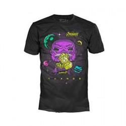 Figurine T-Shirt Avengers Infinity War Thanos Funko Boutique en Ligne Suisse