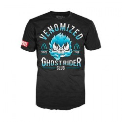 T-Shirt Venomized Ghost Rider
