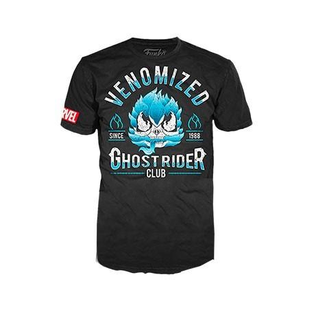 Figur T-Shirt Venomized Ghost Rider Funko Online Shop Switzerland