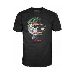 Figuren T-Shirt DC Comics The Joker Death of the Family Funko Online Shop Schweiz