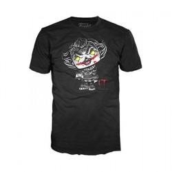Figurine T-Shirt IT Pennywise avec Beaver Hat Funko Boutique en Ligne Suisse