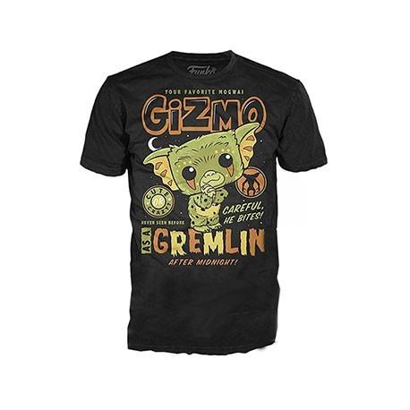 Figur T-Shirt Gremlins Gizmo Funko Online Shop Switzerland