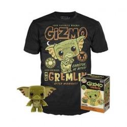 Figurine Pop et T-shirt Gremlins Gizmo Edition Limitée Funko Boutique en Ligne Suisse