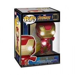 Figurine Pop! Electronic avec Led Avengers Infinity War Iron Man Edition Limitée Funko Boutique en Ligne Suisse