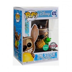 Figur Pop! Disney Lilo and Stitch Tiki Stitch Scented Limited Edition Funko Online Shop Switzerland
