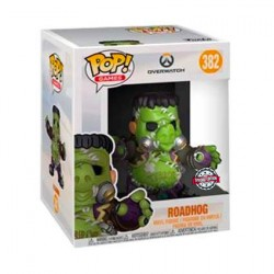 Figur Pop! 15 cm Overwatch Junkenstein's Monster Roadhog Limited Edition Funko Online Shop Switzerland