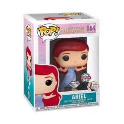 Figur Pop! Diamond Disney The Little Mermaid Ariel Glitter Limited Edition Funko Online Shop Switzerland