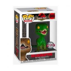 Figur Pop! Movie Jurassic Park Velociraptor Limited Edition Funko Online Shop Switzerland
