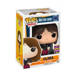 Figur Pop! SDCC 2017 Doctor Who Clara Limited Edition Funko Online Shop Switzerland