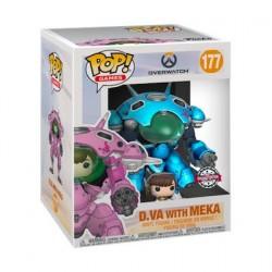 Figuren Pop! 15 cm Overwatch D.Va und Mika Blueberry Limitierte Auflage Funko Online Shop Schweiz