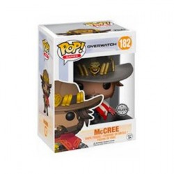 Figur Pop! Overwatch USA McCree Limited Edition Funko Online Shop Switzerland