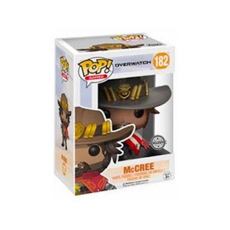 Figur Pop! Overwatch USA McCree Limited Edition Funko Online Shop Switzerland