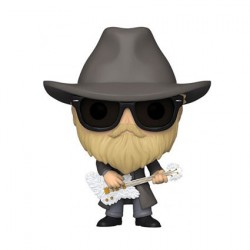 Figur Pop! Flocked ZZ Top Dusty Hill Funko Online Shop Switzerland
