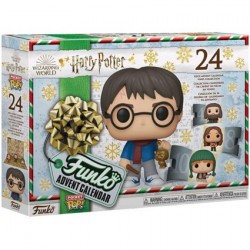 Pop! Pocket Harry Potter Advent Calendar V3 (24 stk)
