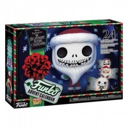 Pop! Pocket Nightmare Before Christmas Advent Calendar (24 pcs)