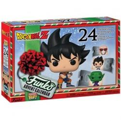 Figurine Pop! Pocket Dragon Ball Z Calendrier de l'Avent (24 pcs) Funko Boutique en Ligne Suisse