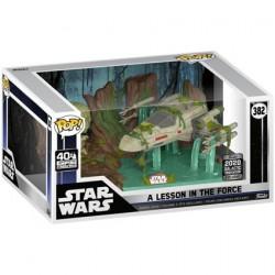 Figurine Pop! 15 cm Star Wars Galactic 2020 Yoda Lifting X-Wing Edition Limitée Funko Boutique en Ligne Suisse