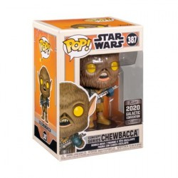 Figur Pop! Star Wars Galactic 2020 Chewbacca McQuarrie Concept Limited Edition Funko Online Shop Switzerland
